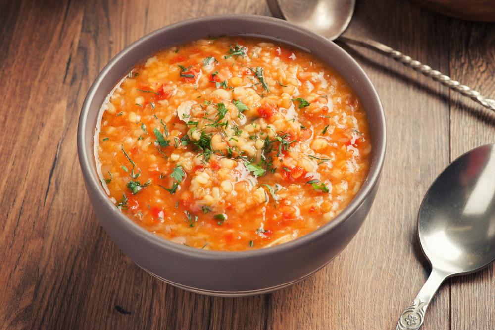 Tomato Cive in Turkish Cuisine