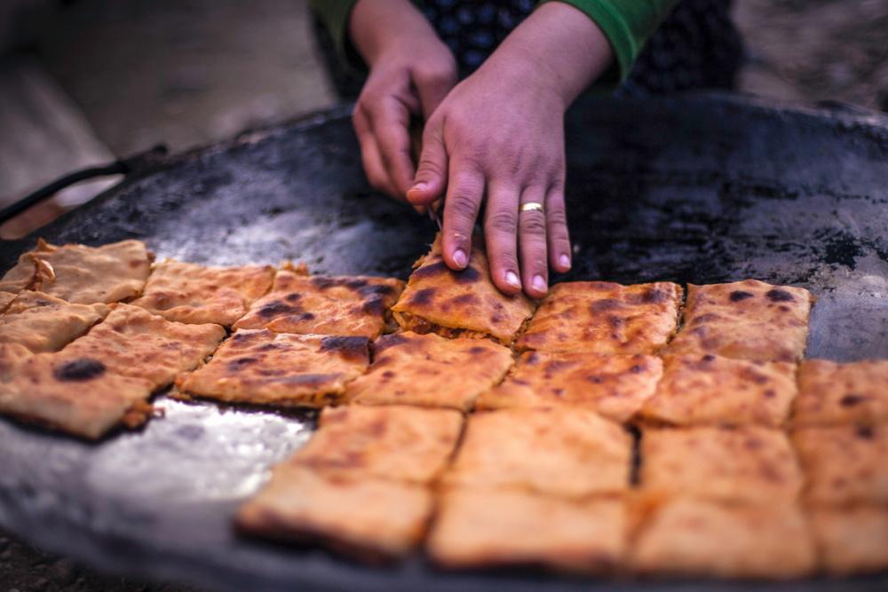 Traditional Osmaniye Kömbe