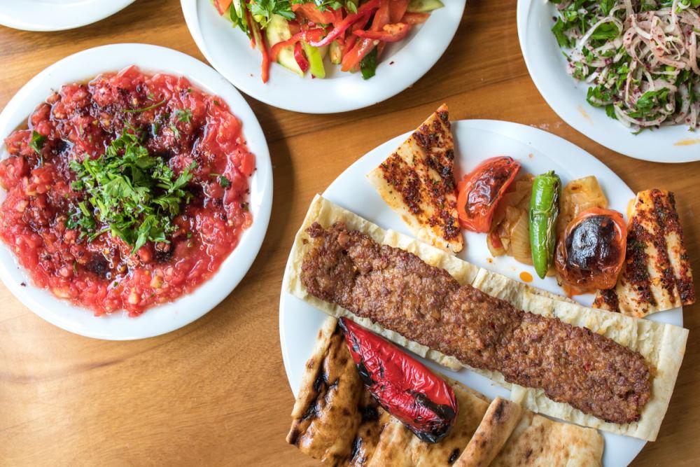 Visit a Restaurant in Manavgat in Antalya