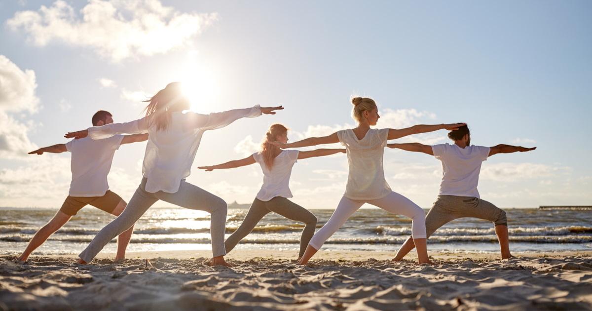 Yoga Retreats in Antalya Region in Turkey