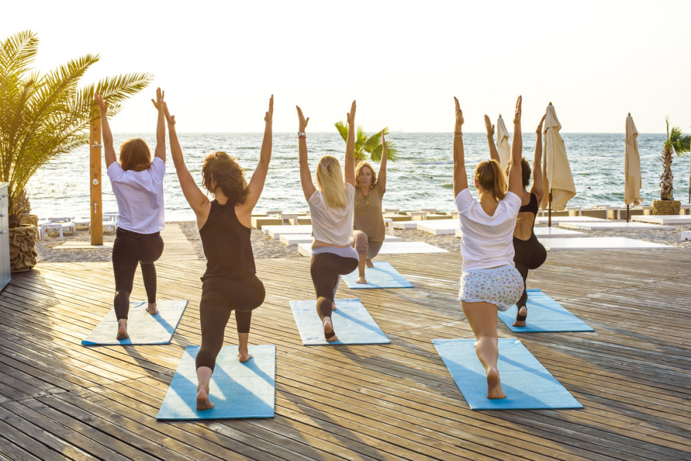 Yoga Retreats in Antalya in Turkey