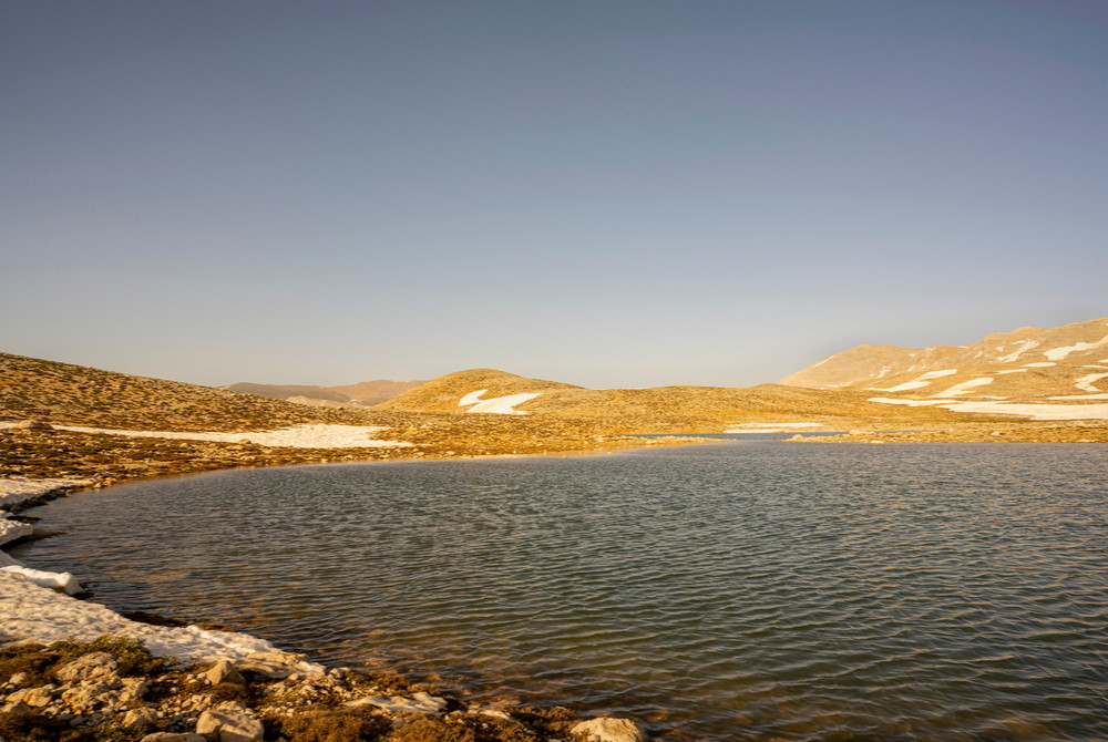 eğrigöl in Antalya in Turkey