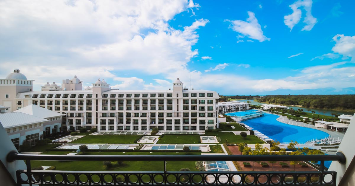 6 Hotels in Antalya with a Seawater Outdoor Pool [2021 selection]